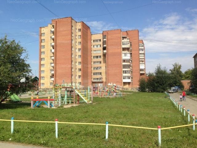 Адрес(а) на фотографии: Окружная улица, 4, Екатеринбург