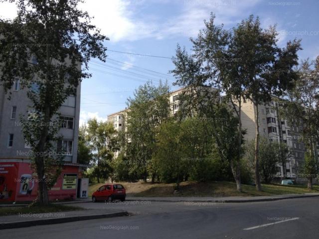 Адрес(а) на фотографии: улица Анны Бычковой, 10, 12, Екатеринбург