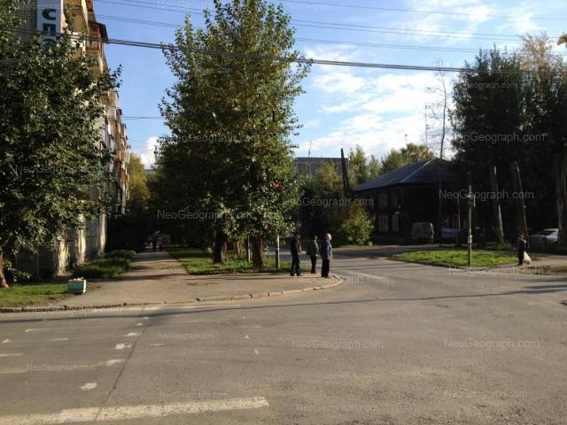 Адрес(а) на фотографии: улица Чайковского, 78, 80, 87, Екатеринбург
