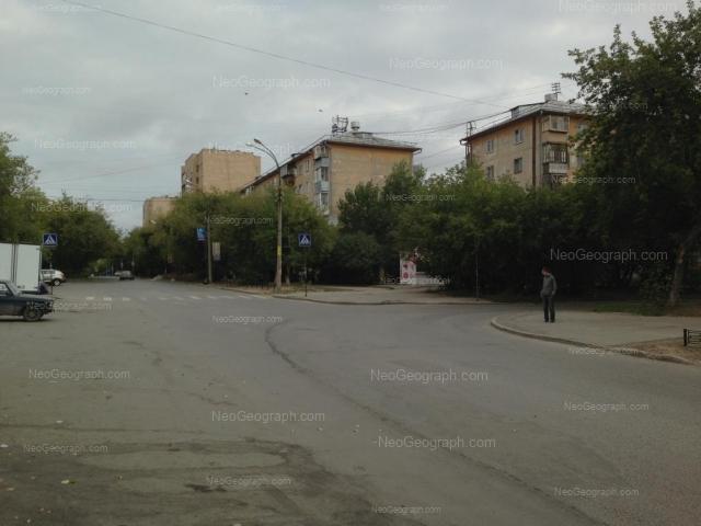 Address(es) on photo: Sukholozhskaya street, 12, Yekaterinburg