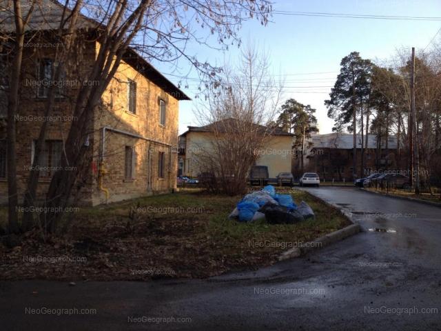 Адрес(а) на фотографии: Ухтомская улица, 14, 14А, 16Б, Екатеринбург
