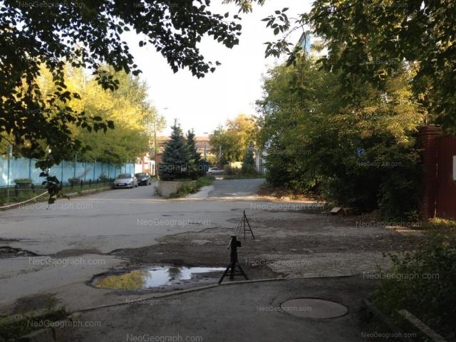 Адрес(а) на фотографии: переулок Автоматики, 8, Екатеринбург