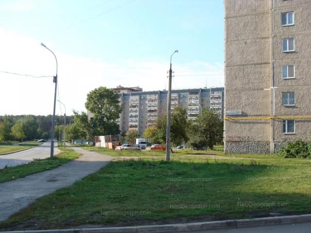 Адрес(а) на фотографии: бульвар Денисова-Уральского, 4, Екатеринбург