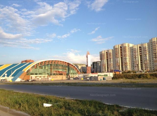 Адрес(а) на фотографии: улица Академика Шварца, 14, 16 к2, 17, 18 к1, Екатеринбург