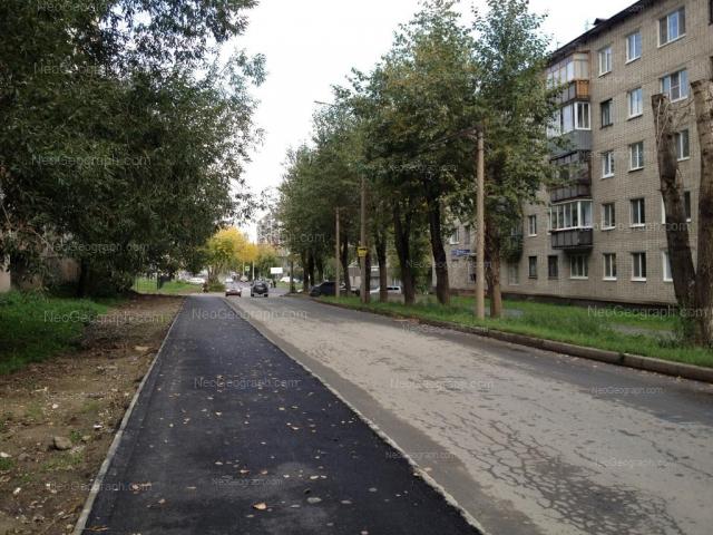 Адрес(а) на фотографии: Кунарская улица, 22, 53, Екатеринбург
