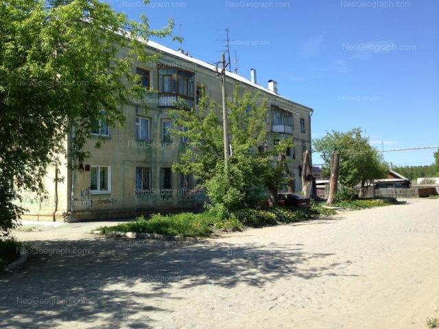 Адрес(а) на фотографии: Черниговский переулок, 31, Екатеринбург