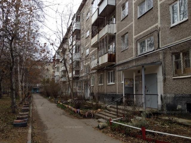Адрес(а) на фотографии: Встречный переулок, 5, 7/1, Екатеринбург