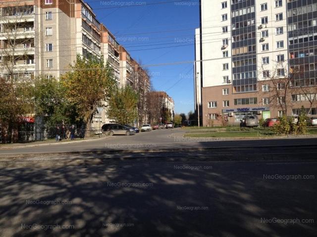 Адрес(а) на фотографии: Шефская улица, 59, Екатеринбург