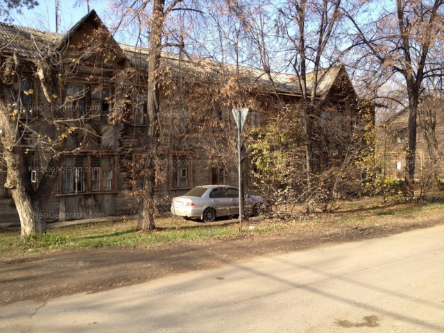 Address(es) on photo: Zaporozhskiy lane, 1, 3, Yekaterinburg