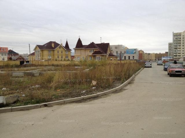 Адрес(а) на фотографии: Кольцевая улица, 42, Екатеринбург