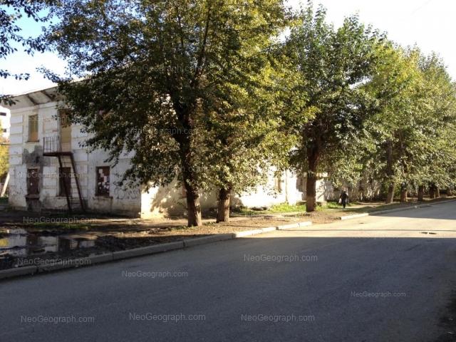 Адрес(а) на фотографии: Инженерная улица, 18, Екатеринбург