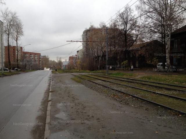 Адрес(а) на фотографии: Уральская улица, 8, 10, 21, 23, Екатеринбург