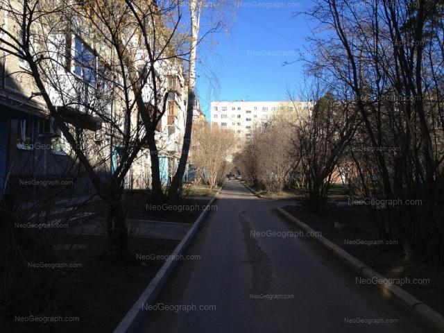 Address(es) on photo: Belorechenskaya street, 27/2, 29, Yekaterinburg