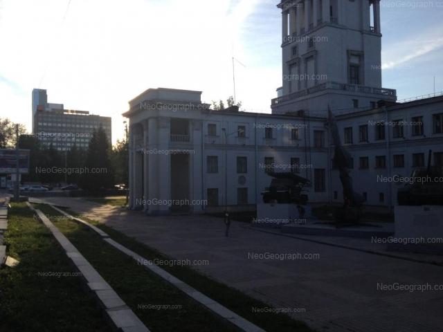 Address(es) on photo: Mamina-Sibiriaka street, 58, Yekaterinburg