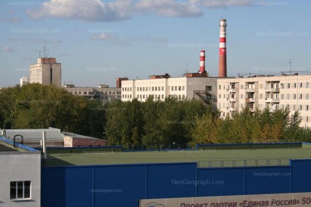 Адрес(а) на фотографии: улица Коминтерна, 1А, 3, 14, Екатеринбург