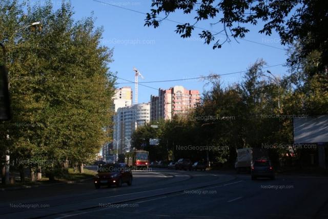 Address(es) on photo: Gagarina street, 1, 3, Yekaterinburg