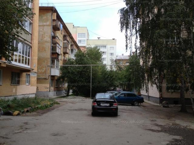 Адрес(а) на фотографии: улица Пальмиро Тольятти, 28, 28А, Екатеринбург