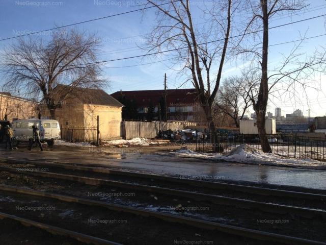 Адрес(а) на фотографии: Трамвайный переулок, 4, 6, 14, Екатеринбург