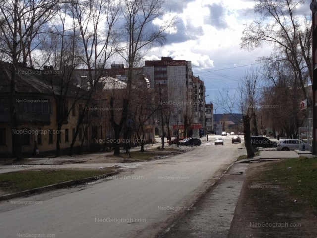 Адрес(а) на фотографии: Техническая улица, 66, 67, Екатеринбург