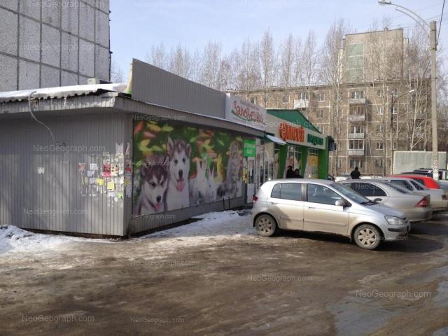 Адрес(а) на фотографии: улица Пионеров, 9/1, 12/1, Екатеринбург