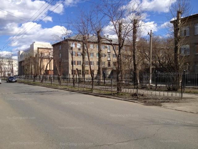 Адрес(а) на фотографии: Академическая улица, 16, 16а, Екатеринбург