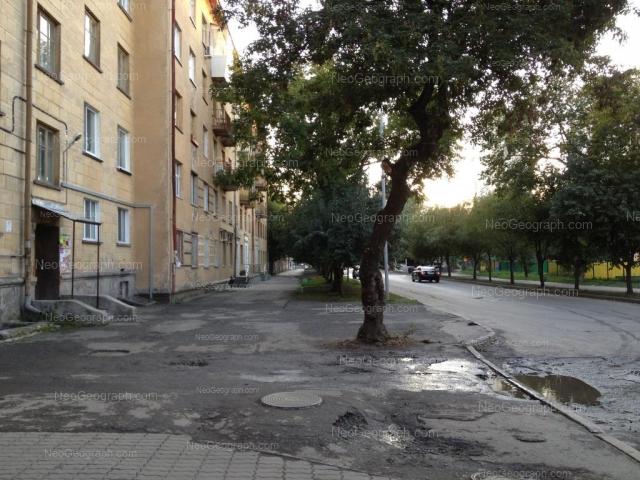 Адрес(а) на фотографии: Мельковская улица, 9, Екатеринбург