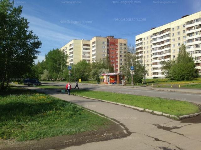 Адрес(а) на фотографии: Бисертская улица, 23, 25, 27, Екатеринбург