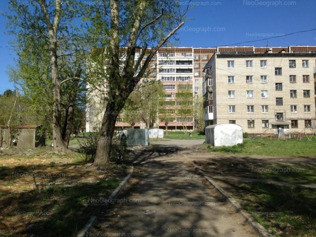 Адрес(а) на фотографии: Кунарская улица, 53, Екатеринбург