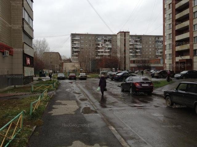Адрес(а) на фотографии: Уральская улица, 59, 59Б, 59а/1, 61, Екатеринбург