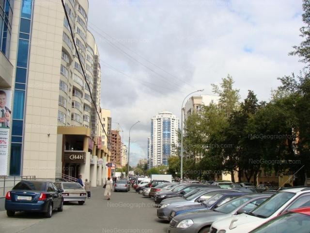 Адрес(а) на фотографии: улица Хохрякова, 43, 74, 75, 85, Екатеринбург
