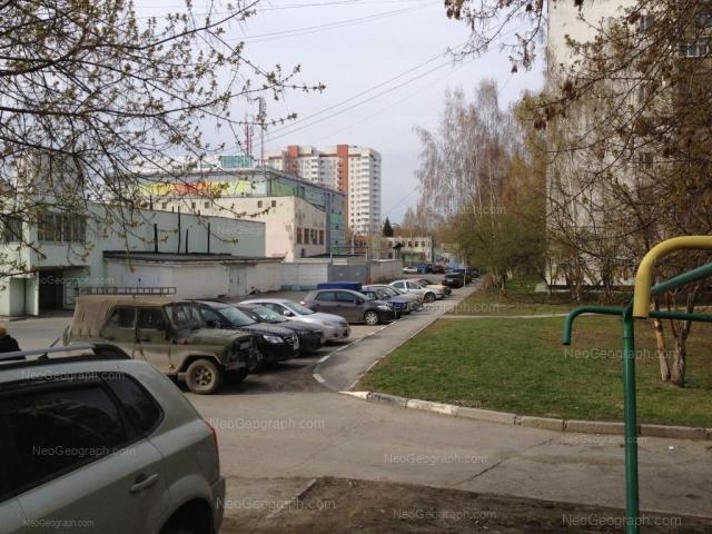 Адрес(а) на фотографии: Посадская улица, 28/3, 28А, 28а/1, Екатеринбург