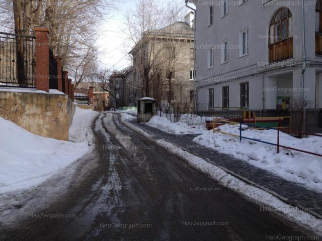 Адрес(а) на фотографии: Студенческая улица, 44, 46, Екатеринбург