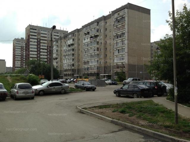 Адрес(а) на фотографии: улица Восстания, 56/2, 56/3, 58а, Екатеринбург