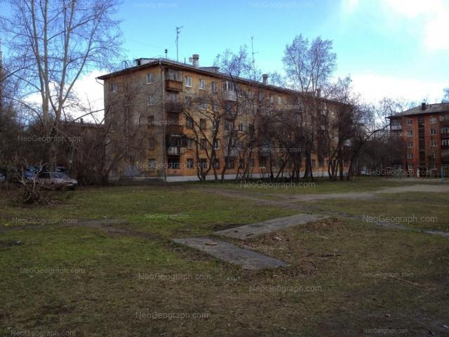 Адрес(а) на фотографии: Техническая улица, 41, 43, 47, Екатеринбург