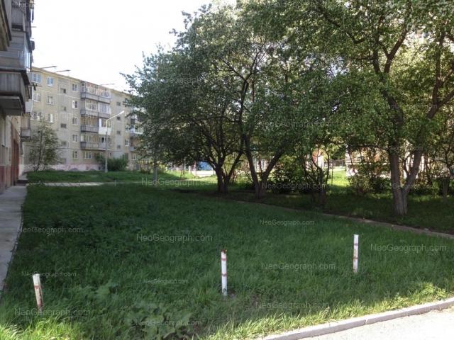 Адрес(а) на фотографии: Бисертская улица, 22, 28, Екатеринбург