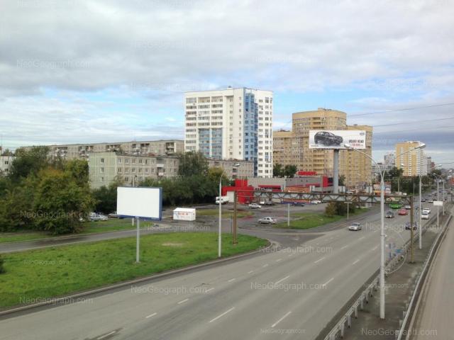 Адрес(а) на фотографии: улица Токарей, 54 к1, Екатеринбург