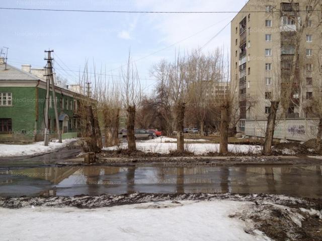 Address(es) on photo: Krasnoflotsev street, 14, 15, Yekaterinburg