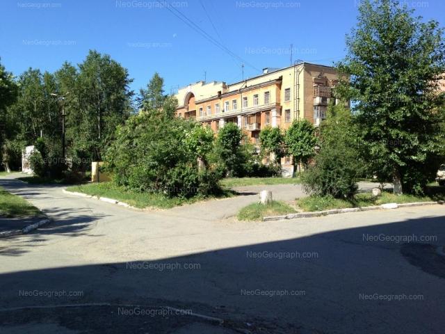 Address(es) on photo: Krasnikh Partizan street, 3, Yekaterinburg