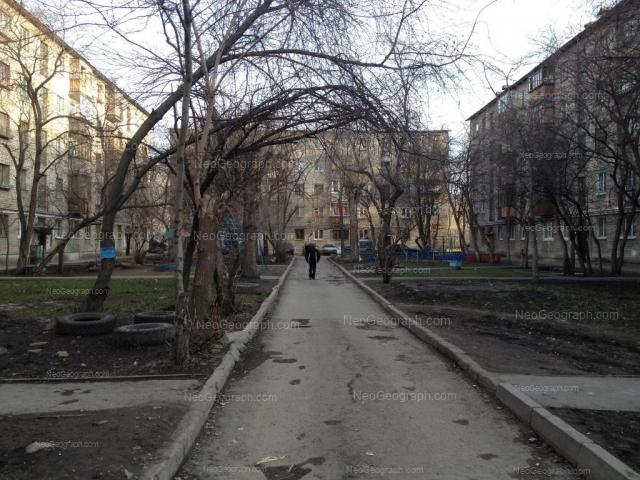 Address(es) on photo: Strelochnikov street, 2Г, 2Д, 2Е, Yekaterinburg