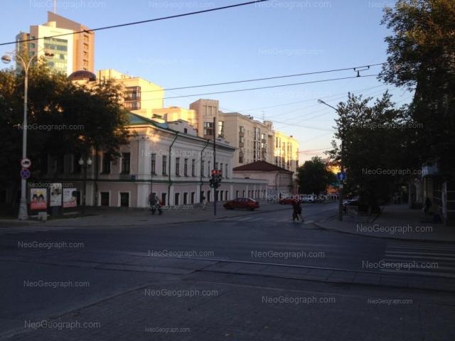 Адрес(а) на фотографии: улица Сакко и Ванцетти, 45, 46, 47, 57, Екатеринбург
