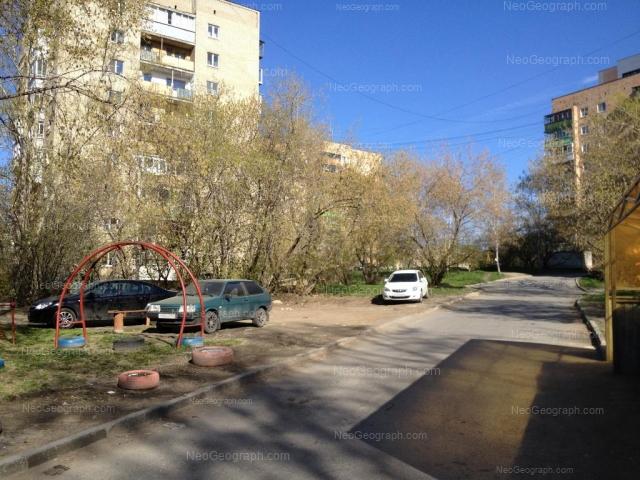 Адрес(а) на фотографии: Гурзуфская улица, 22, 26, 28, Екатеринбург