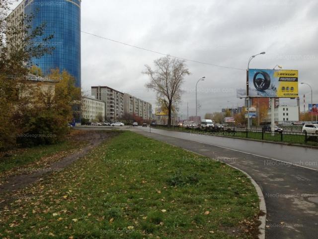 Адрес(а) на фотографии: Машинная улица, 33, 40, 42/1, 42/3, 42а, Екатеринбург
