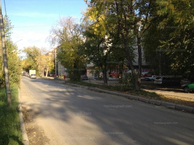 Адрес(а) на фотографии: переулок Трактористов, 9, 13, Екатеринбург
