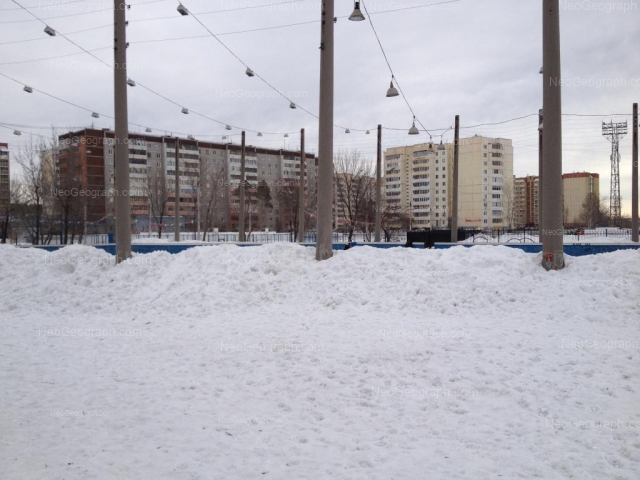 Address(es) on photo: Bilimbaevskaya street, 3, 7, Yekaterinburg