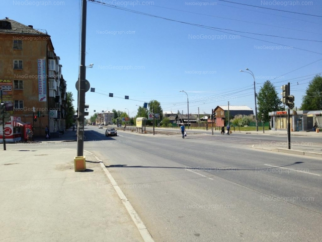 Адрес(а) на фотографии: Донбасская улица, 12, 23, Екатеринбург