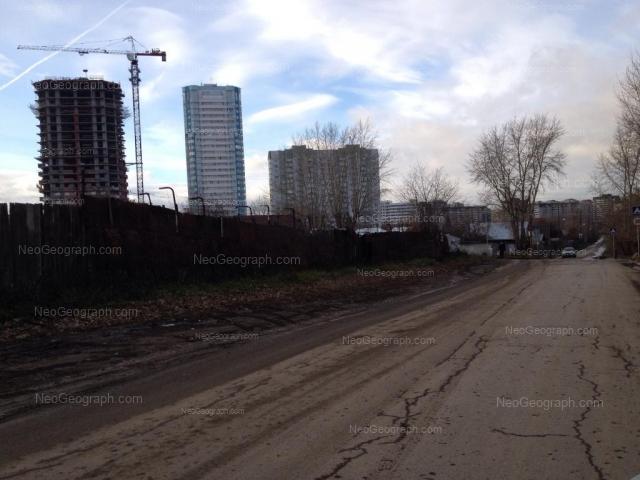 Адрес(а) на фотографии: Самолётная улица, 23, 48А, Екатеринбург