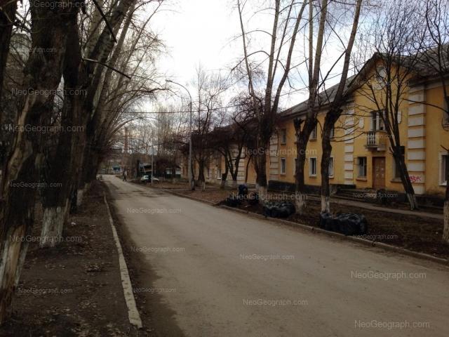 Address(es) on photo: Latviiskaya street, 12, Yekaterinburg