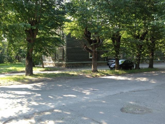 Address(es) on photo: Avangardnaya street, 6, Yekaterinburg