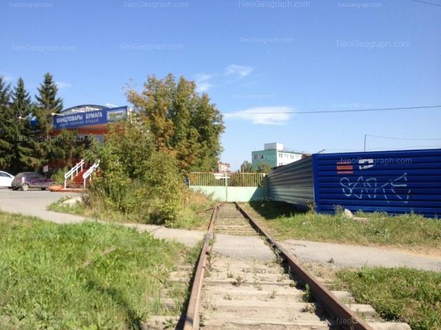 Адрес(а) на фотографии: Комсомольская улица, 71а, 73к, Екатеринбург