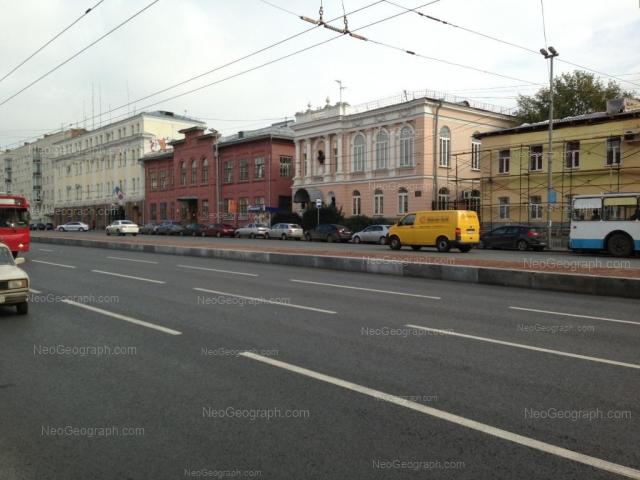Адрес(а) на фотографии: улица Карла Либкнехта, 6А, 8, 8А, 8Б, Екатеринбург